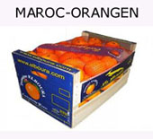 Maroc-Orangen
